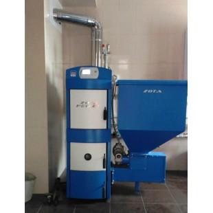 Комплексное решение по отоплению и приготовлению горячей воды, дом 260 м.кв.