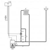 Блок управления твердотопливного котла Euroster 11W