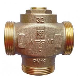трехходовой клапан термосмесительный, температура потока 55- 63 ° С