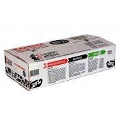 Микс (талькохлорит, дунит, кварцит),коробка 30 кг