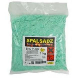 Средство Spalsadz для чистки твердотопливных котлов, каминов и дымоходов, банка 1 кг.