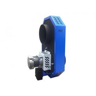 Дымосос для удаления дымовых газов твердотопливных котлов мощностью до 80 кВт