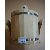 Обливное ведро для бани на 12 литров