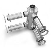 Отопитель натрубный-2, Ø 115, 1/0,5 мм, 0,65 м