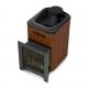 Банная печь Термофор Таймыр XXL 2017 Inox антрацит 12-24 м.куб