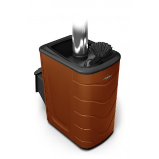 Банная печь Термофор Гейзер 2014 Inox 8-18 м.куб