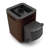 Печь банная Оса Carbon (ДТК либо КТК), 4-9 м.куб