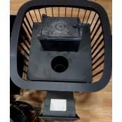 Чугунная печь Везувий Ураган стандарт 28 (ДТ-4С), 14-30 куб.м.
