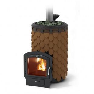 Банная печь Термофор Альфа Панголина Лайт Inox 8-18 м.куб