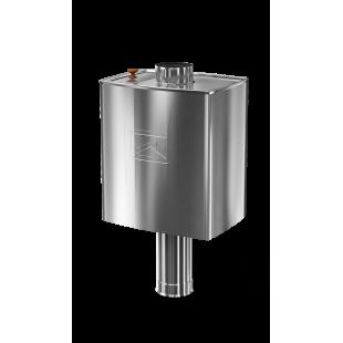 бак для банной печи водогрейный титан Парус-40П, 40 л.
