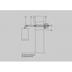 Котел отопления Viessmann Vitopend 100-W, тип WH1D