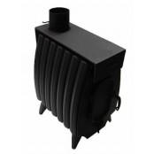 Печь отопительная Огонь-батарея ЛАЙТ 7 антрацит