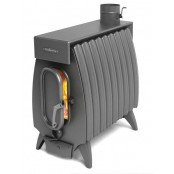 Печь отопительная Огонь-батарея ЛАЙТ 9 антрацит