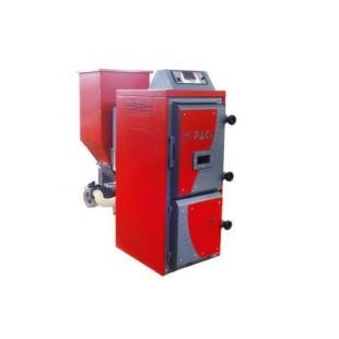 Пеллетный котел отопления Faci  (Италия), модель мощность 15 кВт