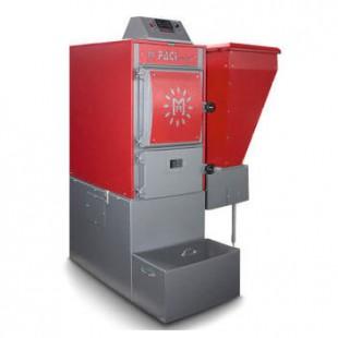 Пеллетный котел отопления Faci  (Италия), модель Ottima мощность 15 кВт