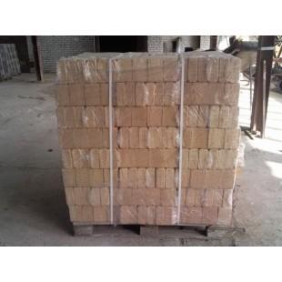 Древесный топливный брикет (изготовлен из опилок дуба и бука)