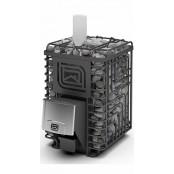 Печь для бани и сауны «Сибирский утес» 20 ЛП ПРОФИ, 10-20 м.куб