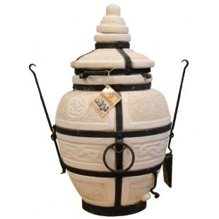 Тандыр «Сармат Есаул» предназначен для приготовления пищи