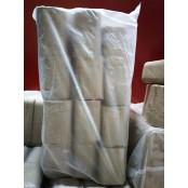 Брикет топливный RMP стандарт RUF упаковка 10 кг.