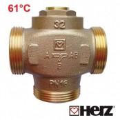 Клапан HERZ Teplomix DN 32 (1776604)