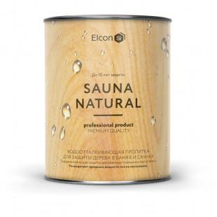 Водоотталкивающая пропитка для защиты древесины в бане и сауне.