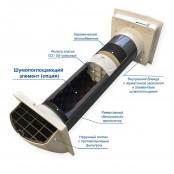 Рекуператор воздуха Marley MenV180 plus 60, с доп. комплектом фильтров.
