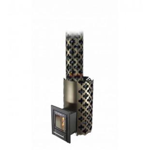 Банная печь Термофор Арабеска Inox объём парной 8-18 м.куб