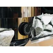 """Электрическая печь  """"Сфера- ЭКМ 4"""" для сауны и бани 4,5-6 м.куб., с регулятором."""