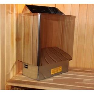 Электрокаменка для  бани и сауны 12-15 м.куб. без пульт управления