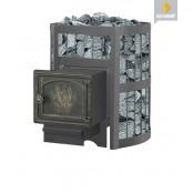 Чугунная печь Везувий ЛЕГЕНДА Стандарт  12 (ДТ-3), 6-14 куб.м.