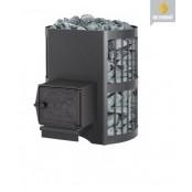 Печь банная Везувий Оптимум стандарт 14 (ДТ-3) 2016  6-14 куб.м.