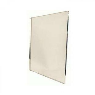 Экран защитный из нержавеющей стали  размер 1000 х 600 мм.