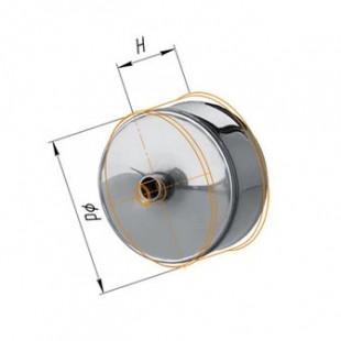 Конденсатоотвод для трубы (430/0.5 мм) Ф150 внеш.
