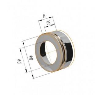 Заглушка с отверстием (430/0.5мм) Ф150x210