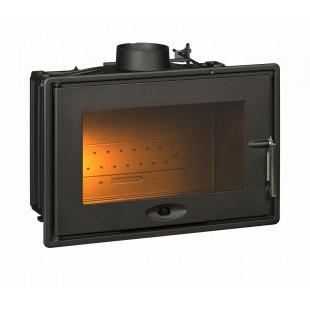Топка INVICTA 700 Оптимист с заслонкой, 7 кВт отапливает от 30 до 100 м2
