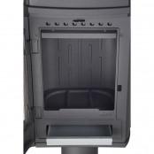 Французская печь-камин MESNIL Invicta, 8 кВт