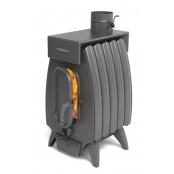 Печь отопительная Огонь-батарея ЛАЙТ 5 кВт антрацит