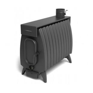 отопительная печь Огонь-батарея ЛАЙТ 11 антрацит