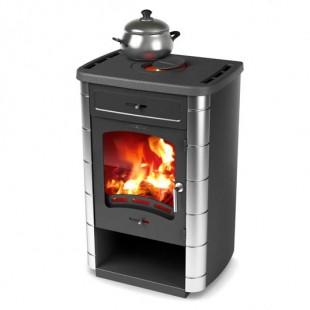 печь отопления Термофор ЯУЗА-1 антрацит, НВ
