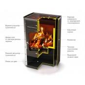 Печь Термофор ЯУЗА-1 антрацит, НВ