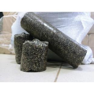 Топливный брикет (изготовлен из лузги подсолнечника) мешок 20 кг.