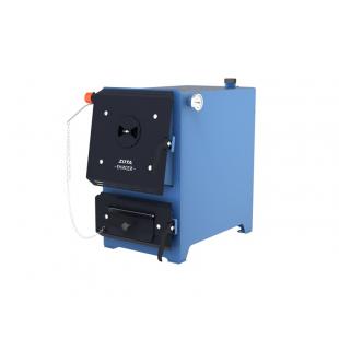 Твердотопливный котел отопления ZOTA «Енисей -20» на угле,  дровах и топливном брикете RUF