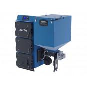 Угольный автоматический котёл отопления ZOTA «Forta-12»  до 120 метров кв.