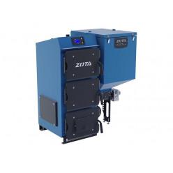 Угольный автоматический котёл отопления ZOTA «Forta-15»  до 150 метров кв.